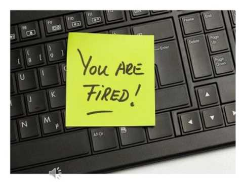 How Tech mahindra fired their employee. (Layoffs in India IT )