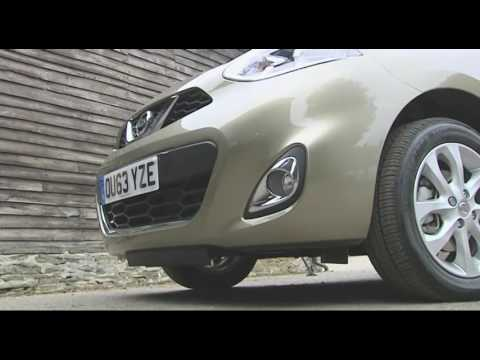 Nissan Micra Full Video Review 2013