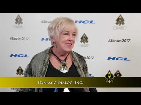 Dynamic Dialog, Inc. wins in the 2017 Stevie® Awards for Women in Business
