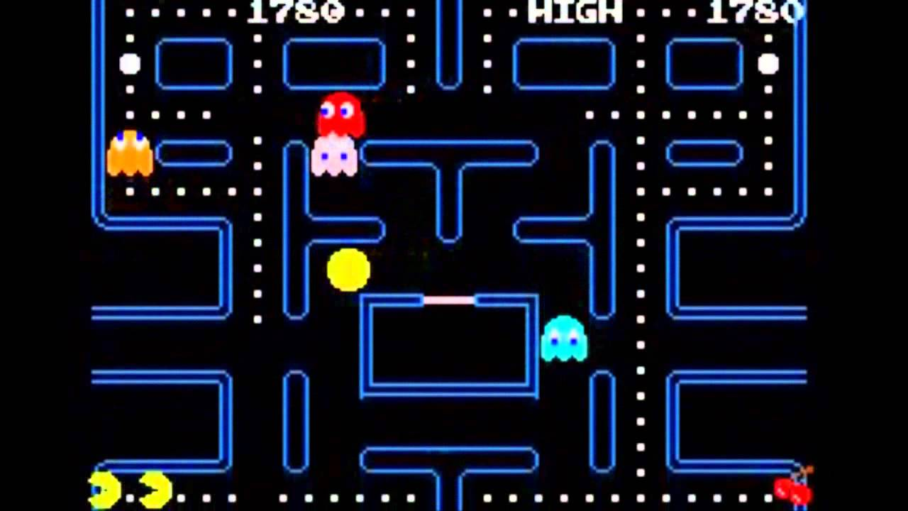 pac man original game