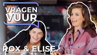 Het #Vragenvuur met Roxeanne Hazes & Elise Schaap | Umusic