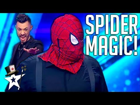 Magician Does Funny Magic With Judge on Israel's Got Talent | Magicians Got Talent