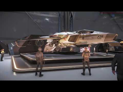 Star Citizen | 2948 Anniversary Expo - Anvil & The New Arrow