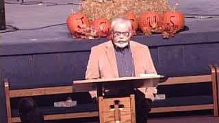 11-11-2918 - Living in Hope - Rev. Dr. Tim Burden
