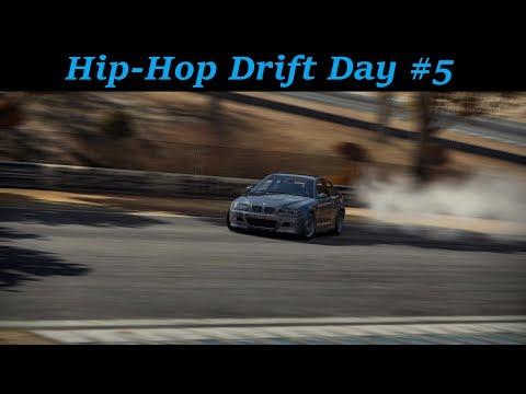 "Hip-Hop Drift Day #5-""Libretto-Slum Funk (Kallsen Remix)"" BMW M3 E46-NfS Shift 2 Unleashed"