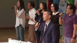 필그림 교회 3부 찬양. 2017.10.08