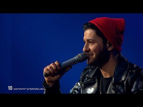 Vladimir Arzumanyan - What's Going On Mama (live) Depi Evratesil 2020