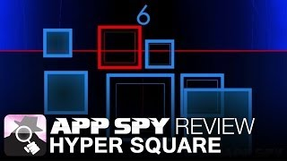 Hyper Square | iOS iPhone / iPad Gameplay Review - AppSpy.com