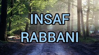 Insaf-Rabbani.avi
