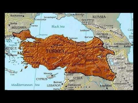 Ankara Anlasmasi 1921-Sam Ve Halep Aslinda bizim mi ?