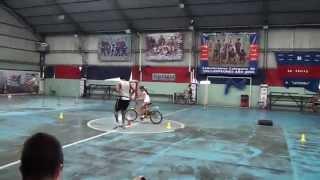 Proyecto Deportivo Especial Despertar - Sol en Bicicleta con pedales