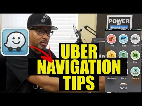 Uber Navigation | Crucial Tips For More Money