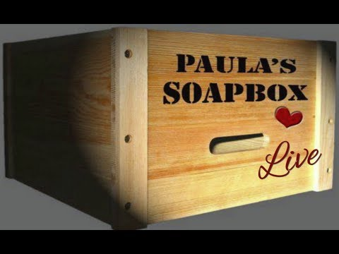 Paula's Soapbox LIVE: Amy Lyndon Interview