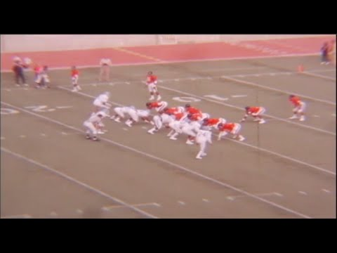 High School Football: Banning vs Carson (1984)