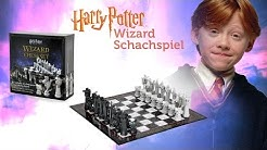 Harry Potter: Das Schachspiel aus Stein der Weisen