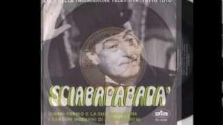 """I Cantori Moderni di Alessandroni """"Sciabadabada"""" (G. Ferrio) 1967"""