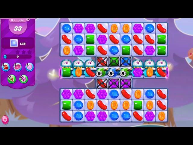 Candy Crush Saga niveau 538