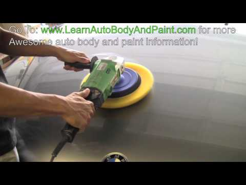 HD: How To Fix a Scratch on a Car – Buffing Out Scratches!