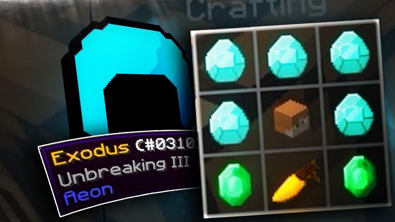 Crafting Exodus?! - Hypixel UHC Highlights