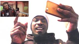 Bam Bam | Voice Of The Streets Freestyle w/ Kenny Allstar, Reaction Vid, #DEEPSSPEAKS
