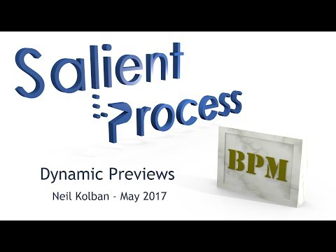 IBM BPM: Dynamic Preview