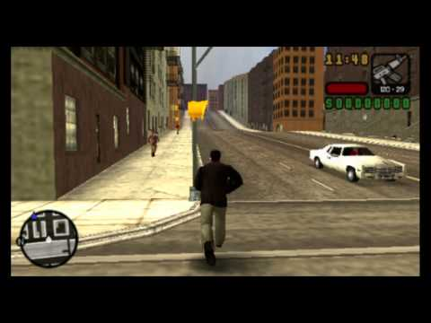 Grand Theft Auto: Liberty City Stories PlayStation TV Gameplay