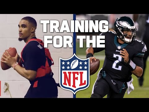 How A Quarterback Trains For The NFL