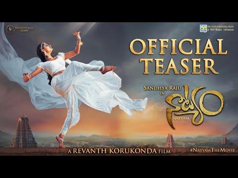Natyam Telugu Movie Official Teaser | A Revanth Korukonda Film | Starring Sandhya Raju