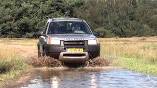 Land Rover Freelander promotional film