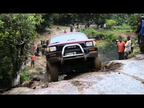 Madagascar's RN5 is one of the worlds most dangerous roads!