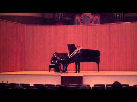 Benjamin Britten: Holy Sonnets of John Donne, for Trombone