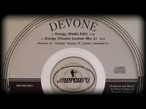 Devone - Energy (Radio Edit)