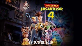 Povestea Jucăriilor 4 Toy Story 4 - Tlr-h - Freedom - Dublat - 2019