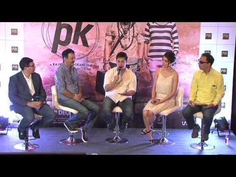PK City Tour HUNGAMA: Ahemdabad; Aamir Khan Roots For Self Censorship