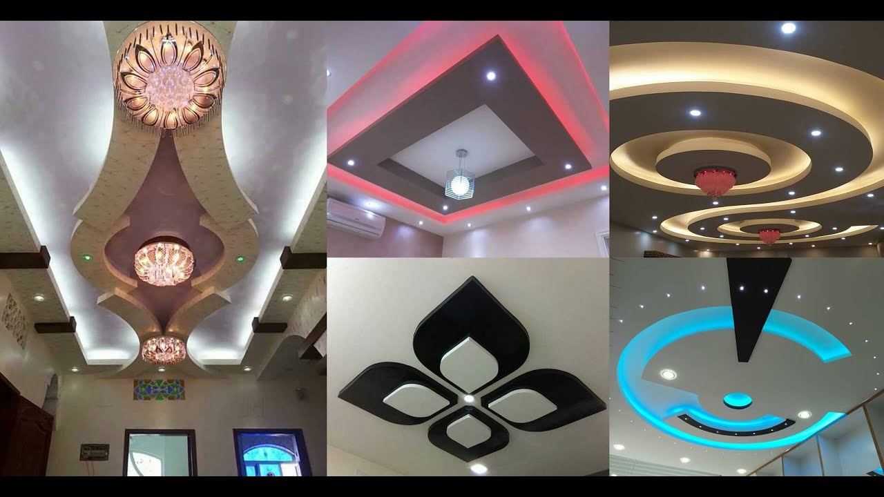 Latest New Gypsum False Ceiling Designs 2020 | Ceiling ...