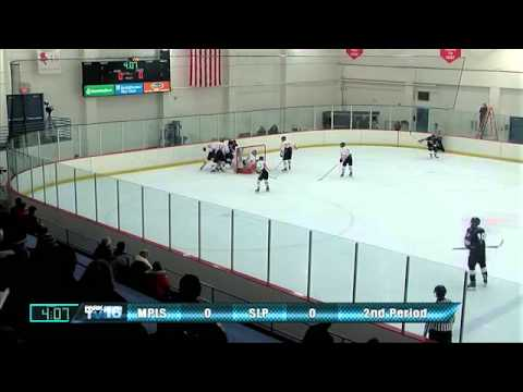 Minneapolis vs St. Louis Park Boys Hockey 12/4/14