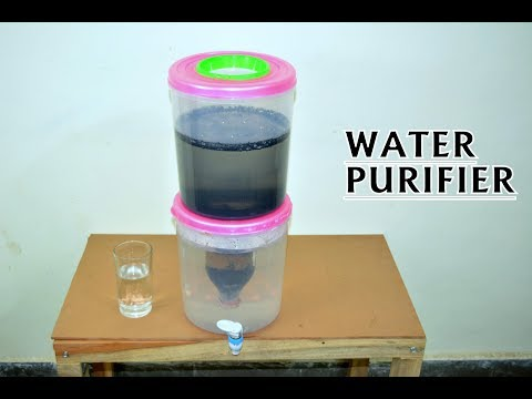 how-to-make-charcoal-water-purifier-at-home---science-project-for-poor-&-remote-area