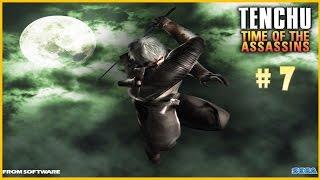 TENCHU: Time of the Assassins - PSP - Princesa Kiku  - Parte # 7