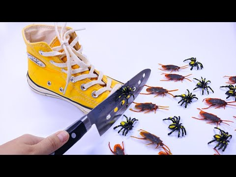 Stop Motion Cooking  - How to make SHOES Food Mukbang - Funny Videos ASMR eating