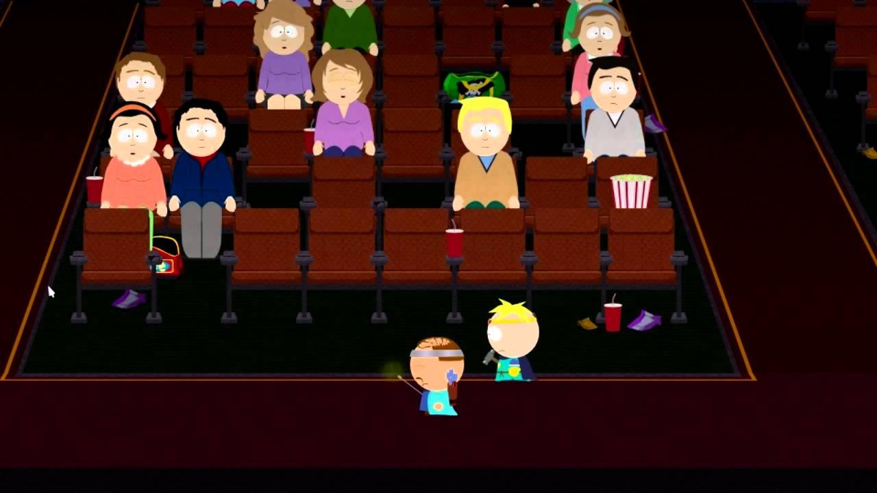 Southpark the movie free