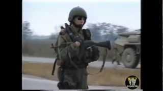 Чечня. Андрей Болдырев (20-й отряд специального назначения).
