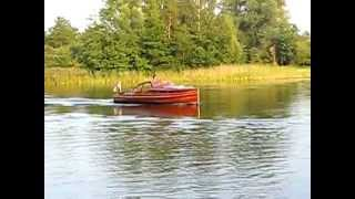 Pettersson Swedish Classic Boat (1938). For Sale