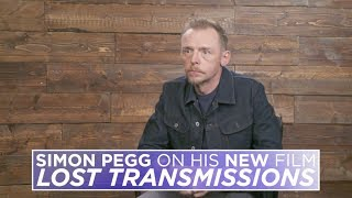 Baixar Simon Pegg talks about his dramatic role in 'Lost Transmissions' [extended interview]