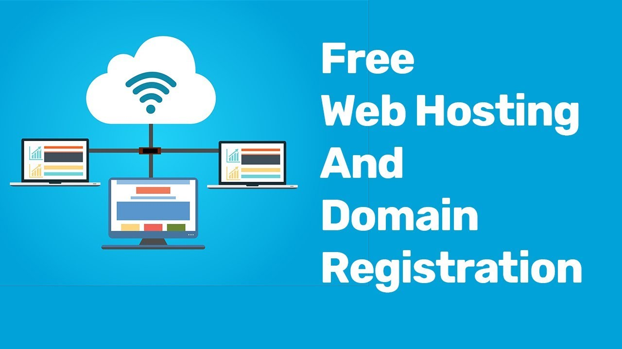 Free Website Hosting And Domain 2019 Create A Free Website With Free Domain Hosting With Cpanel Youtube
