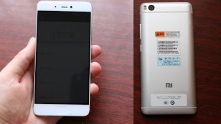 Xiaomi Mi5s 4\128 gb [Mi 5s] полный ОБЗОР качественного смартфона от Xiaomi