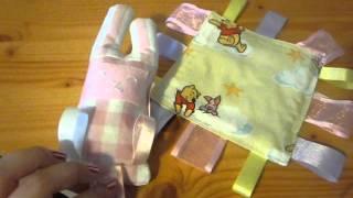 Handmade NOISY toys :-)