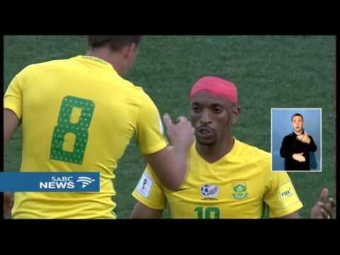 Kamohelo Mokotjo's eligibility to play for Bafana Bafana uncertain