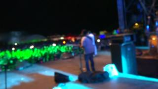 Barrington Levy - Live in Bogotá - Intro + living dangerously.MTS