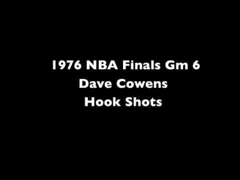 1976 NBA Finals Game 6 - Dave Cowens Power Hook Shots-lg