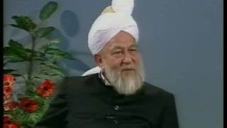 Liqa Ma'al Arab 12th November 1996 Question/Answer English/Arabic Islam Ahmadiyya